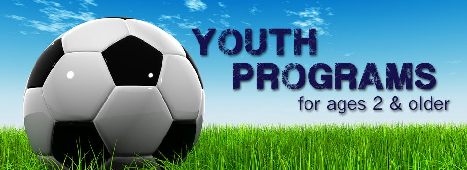 Youth programs 2 and up