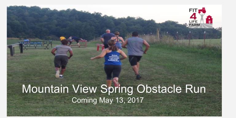 Spring Sprint Obstacle Run-2